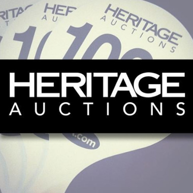 К нам едет Heritage Auctions!