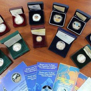 Рекордное количество монет реализовал на COINS-2016 Нацбанк Киргизии